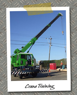 Crane Courses & Training