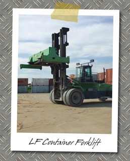 LF Container Forklift