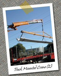 Truck Mounted Crane Course