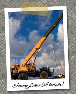 SLEWING MOBILE CRANES | Safelift Consultancy